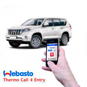 Вебасто (Webasto) Thermo Call 4 Entry
