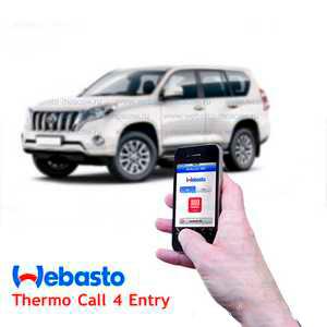 Вебасто (Webasto) Thermo Call 4 Entry